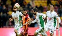 Galatasaray deplasmanda siftah yapmak istiyor
