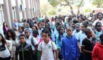 Mozambik'de Türk Koleji'nde büyük coşku!