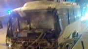 Polis midibüsüne hain saldırı: 23 yaralı