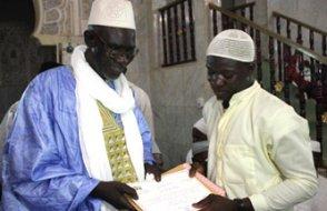 Mali'deki Türk okulu ilk Kur'an hafızlarını mezun etti