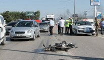 Bursa'da feci kaza; 2 ölü