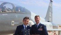 Türk savaş pilotu bütün ödülleri sildi süpürdü