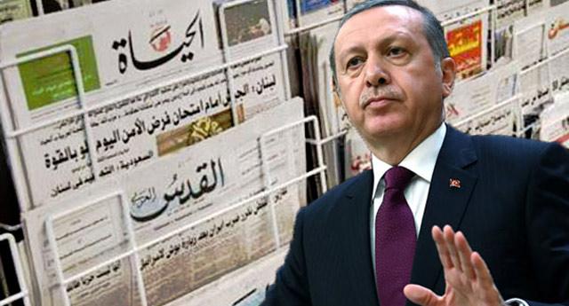 Erdoğan, IŞİD'e yardımı belgeleyen medya grubuna baskın yaptı