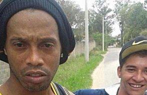 Ronaldinho ölümden döndü!