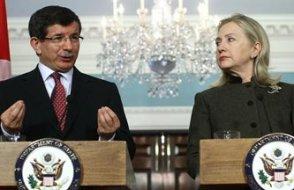Hillary Clinton'dan Davutoğlu'nu kızdıracak cevap!