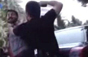 Silvan'da polis ile gazeteciler arasında gergin anlar