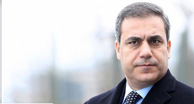 Erdoğan'a yüklendi, Fidan gidici dedi