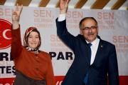 AKP'nin kadın kolları başkanı MHP'ye geçti