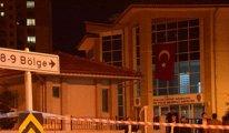 Başakşehir'de polis merkezi önünde patlama: 1 Yaralı