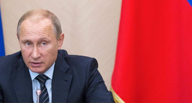 Putin'den yeni bir açıklama daha
