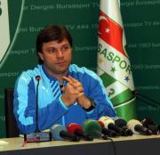 Bursaspor Ertuğrul Sağlam ile yollarını ayırdı