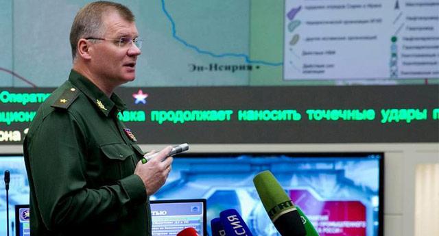 Rus Savunma Bakanlığı'ndan flaş açıklama