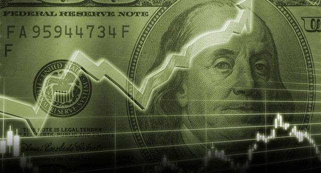 Dolar birden yükselişe geçti