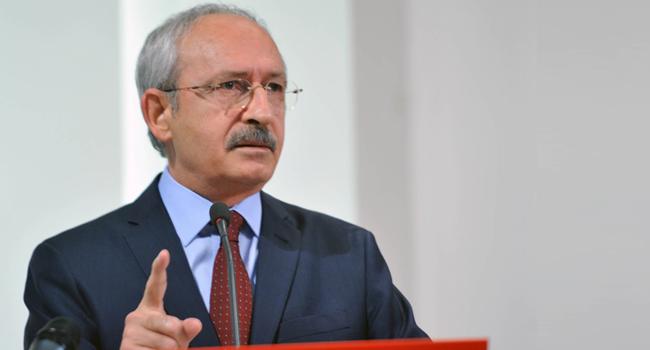 Kılıçdaroğlu'ndan Davutoğlu'nun o sözlerine sert cevap