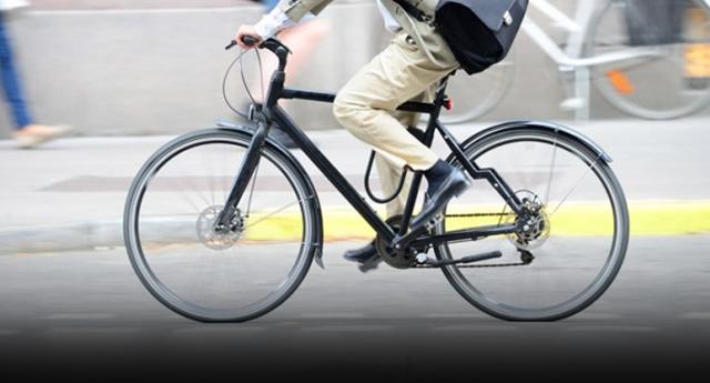 İşe bisikletle gidene para veriyorlar