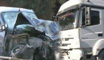 Arnavutköy'de kaza: 2 ölü, 5 yaralı