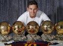 İşte Messi'nin 32 milyon euroluk  yeni arabası!