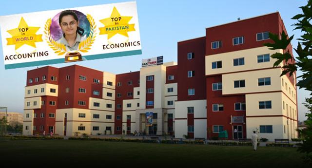 Türk okulu öğrencisi dünya birincisi oldu
