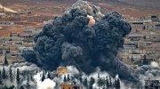Rus uçakları sınırı bombaladı