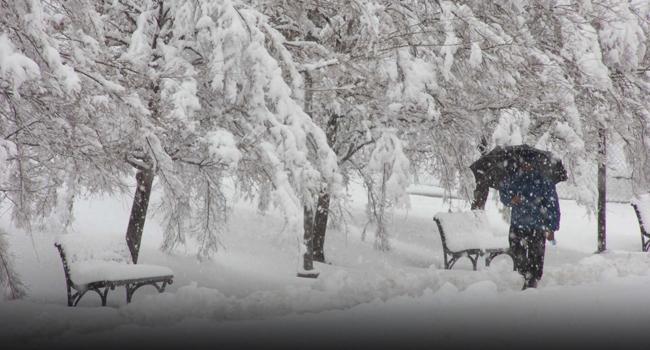 Son uyarı: 6 ilde kar bekleniyor