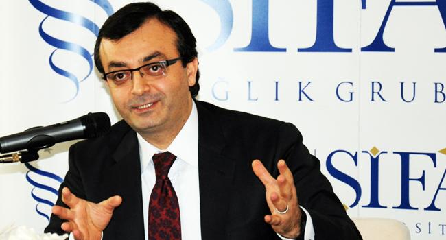 Şifa Üniversitesi Rektörü Mehmet Ateş hakkında flaş gelişme