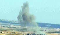 IŞİD hedeflerine bombardıman