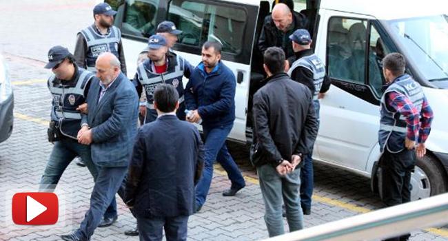Zonguldak'ta tutuklu sayısı 19 oldu
