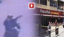 İstanbul'da güpegündüz dehşet - Video