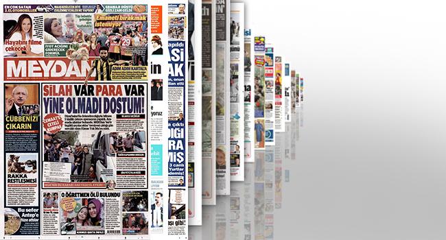 Hangi gazete nasıl bir manşetle çıktı?