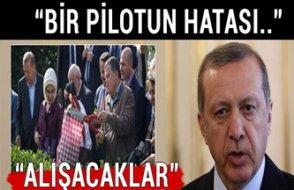 Erdoğan: Yargının da cumhurbaşkanıyım