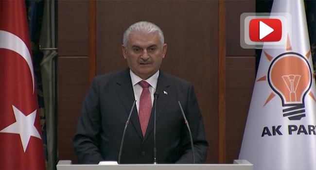 Başbakan sıkıldı, konuşmasını yarıda kesti