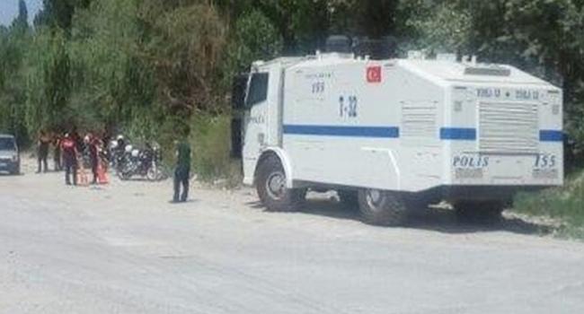 Ankara'da iki aile birbirine girdi