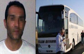 Yolcu otobüslerini kurşunlayan adam meğer..