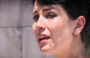 Öğrencilerine yapılan tacizi anlatırken gözyaşlarına boğuldu