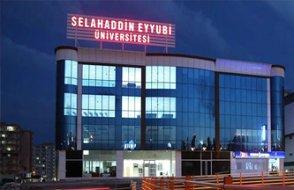 Selahaddin Eyyubi Üniversitesi'ne polis baskını