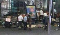 Atatürk Havalimanı'nda saldırı!
