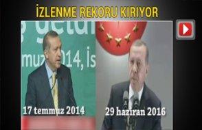 Erdoğan gündemi salladı
