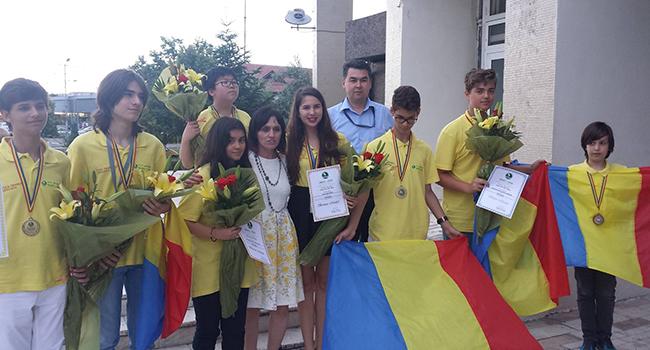 Romanya'yı Balkan matematik şampiyonu yaptılar