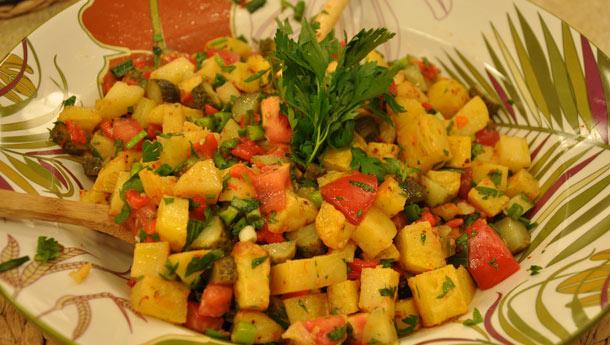 Image Gallery oktay usta patates salatasi
