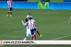 Real Madrid - Atletico Madrid maçı özeti ve golleri (1-0)