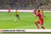 Bundesliga'da tarihi gol!