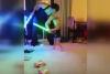 Dünyanın en tatlı kılıç savaşı :)