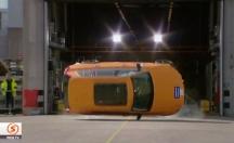 Volvo ölümlü kazayı engelleyen sistem bulduğunu iddia etti -video
