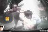 Kadın sürücüyü tekme tokat işte böyle dövdü!