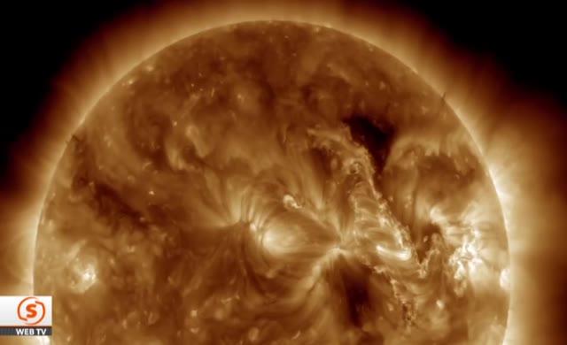 NASA işte o yeni görüntüleri yayınladı!