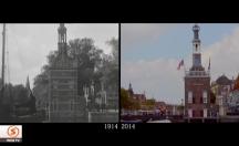 Bir şehrin 100 sene içindeki değişimi... -video