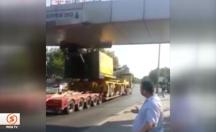 İstanbul'un göbeğinde 'Yok artık' dedirten görüntü! -video