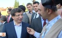 Davutoğlu, Kimse Yok Mu'dan övgüyle bahsetmişti -video