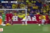 James Rodriguez'den hafızalara kazınacak süper bir gol!