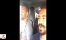 Engin Baytar Yiğit'le beraber para saçtı -video